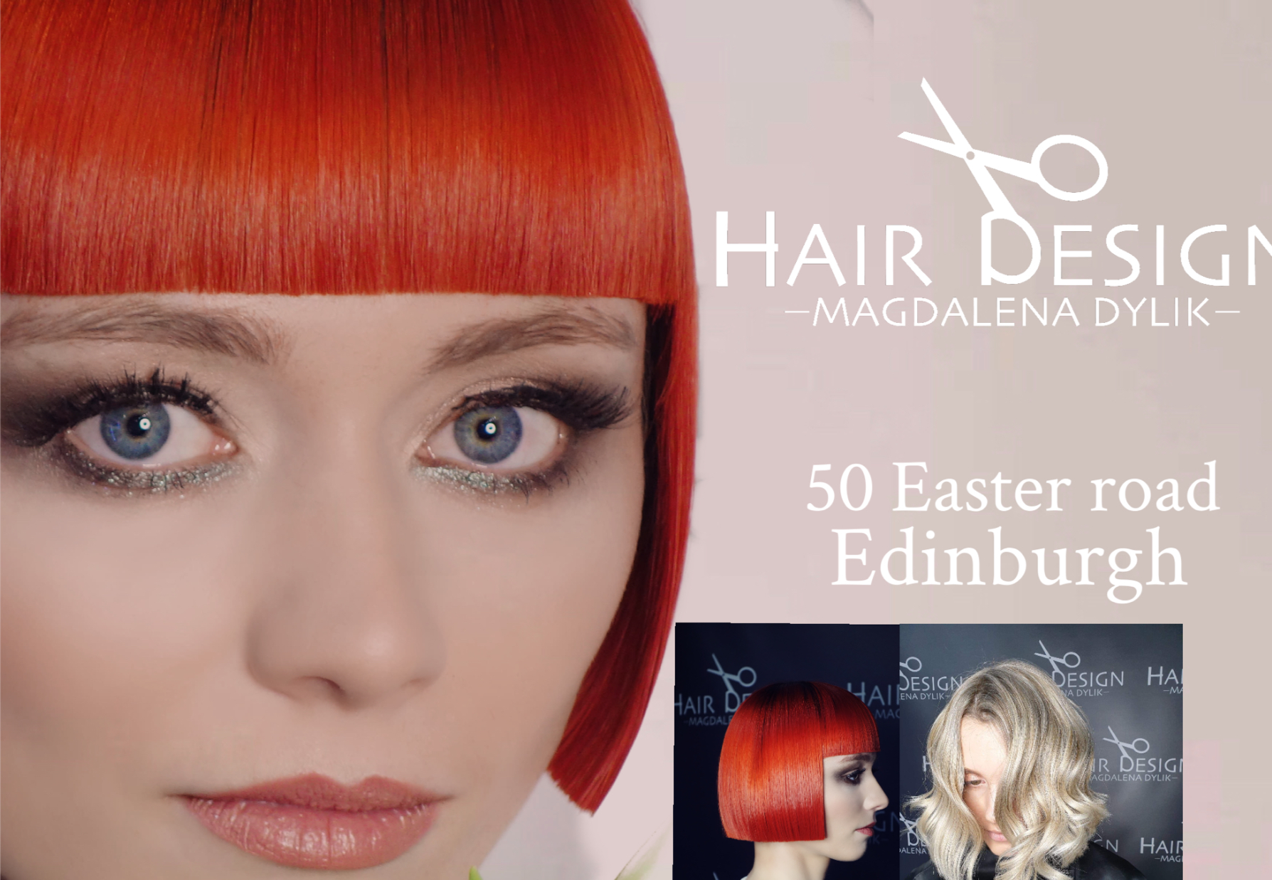 HAIR DESIGN MAGDAENA DYLIK
